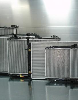 Radiadores Originales Plastico Aluminio